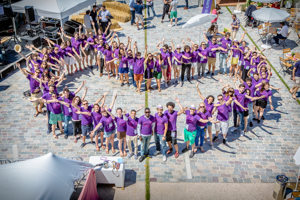 Ouishare fest Paris 2017's Volunteer Team