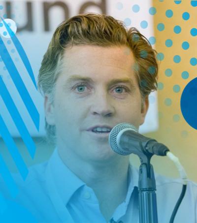 Matthew Schutte - Holo Communication Director#platform #BlockchainKiller#FuturesOfWorkUSA