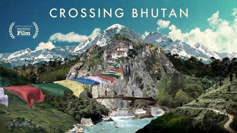 Crossing Bhutan - In 2011, I was part of a historic expedition across the whole of Bhutan. The film Crossing Bhutan delves into our exploration of the country's policy of Gross National Happiness while exploring our own relationships with goals and presence.Visit the official film website