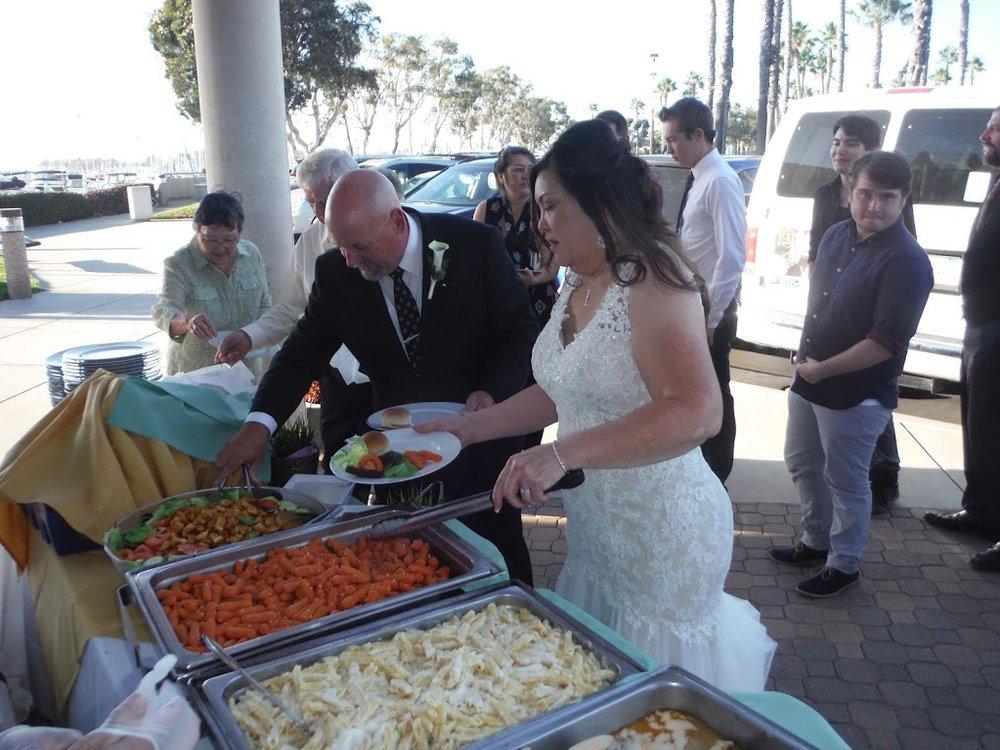 wedding bufet lin .jpg