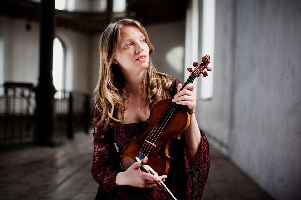 Agnes Stradner, Leitung Solisten des Bach Consort Wien   Foto: Julia Wesely