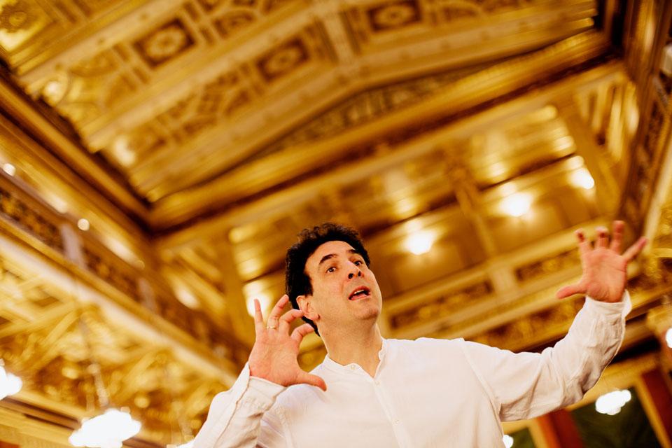 Rubén Dubrovsky Foto: Julia Wesely - © Bach Consort Wien