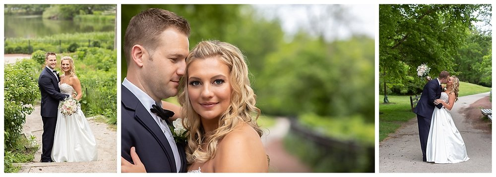 bride and groom portraiture photography