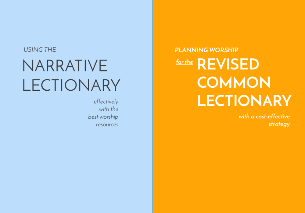 Narrative Lectionary vs. Revised Common Lectionary—which one is best for your congregation?