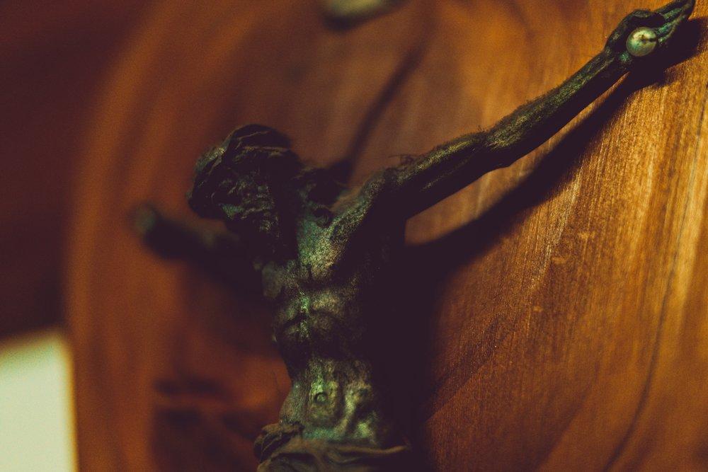 Artful Crucifix