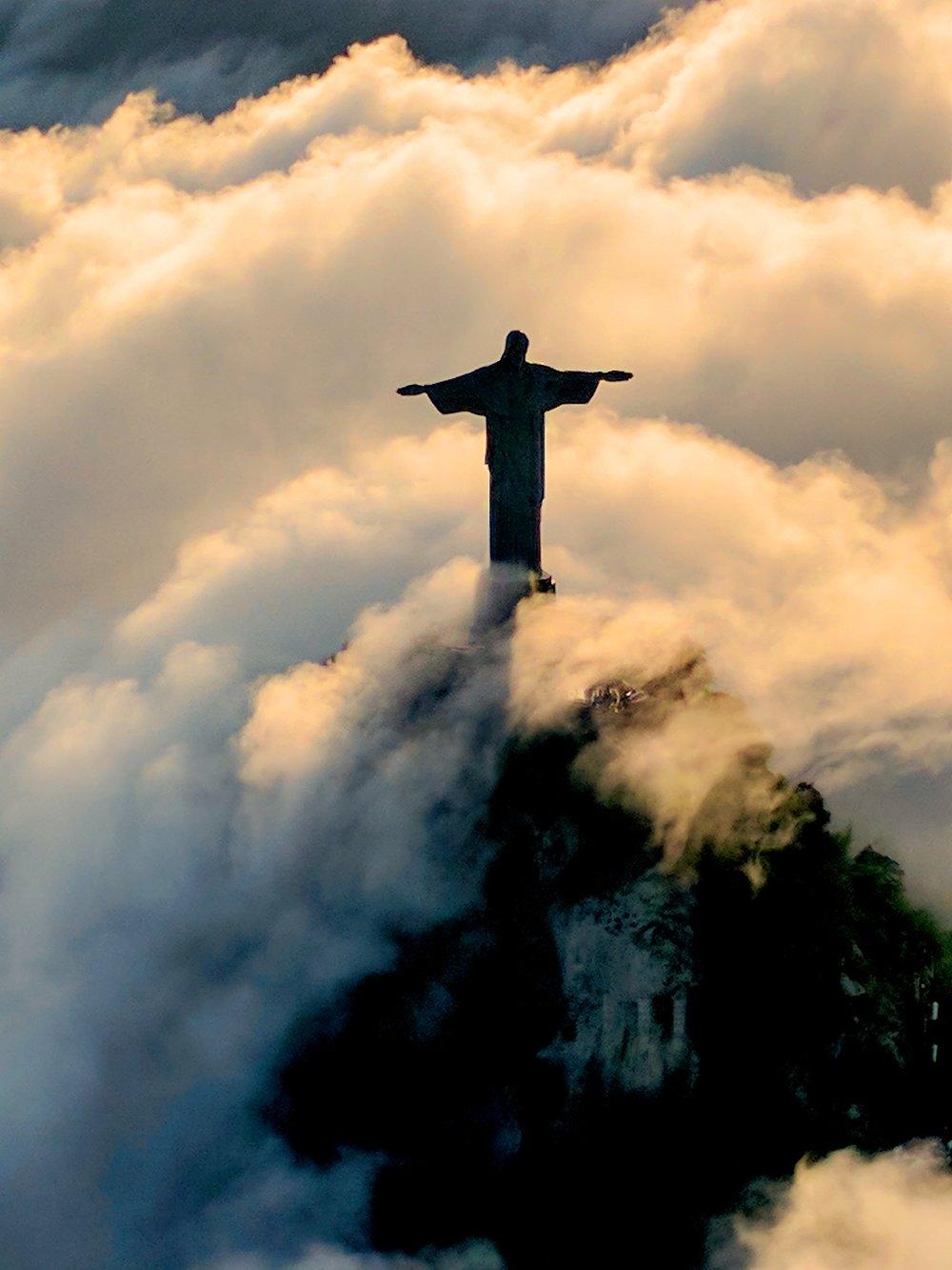Christ Statue Brazil