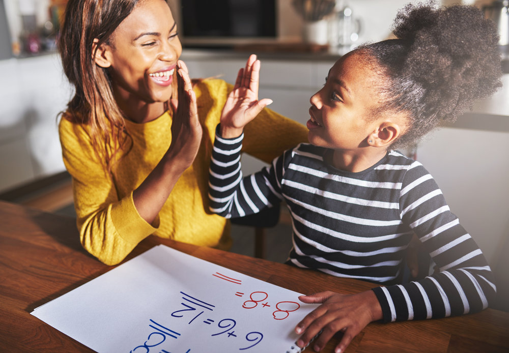 Mother and daughter connecting.Photo by UberImages/iStock / Getty Images
