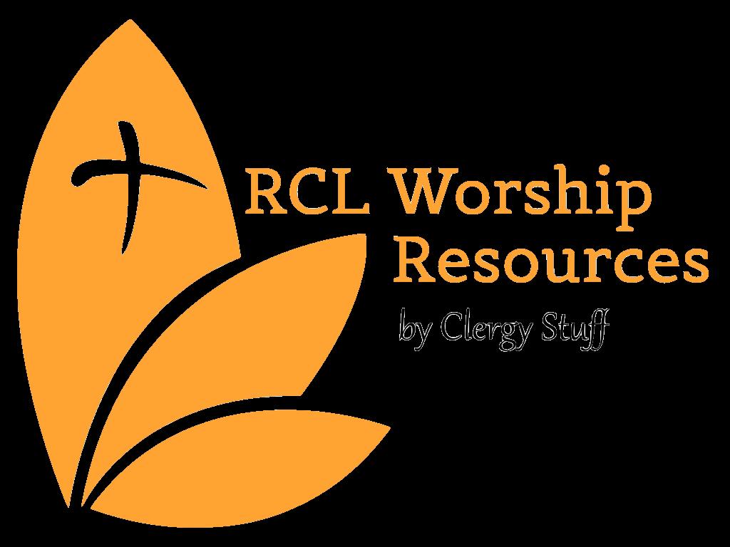RCL Worship Resources