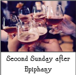 2nd Epiphany 2019