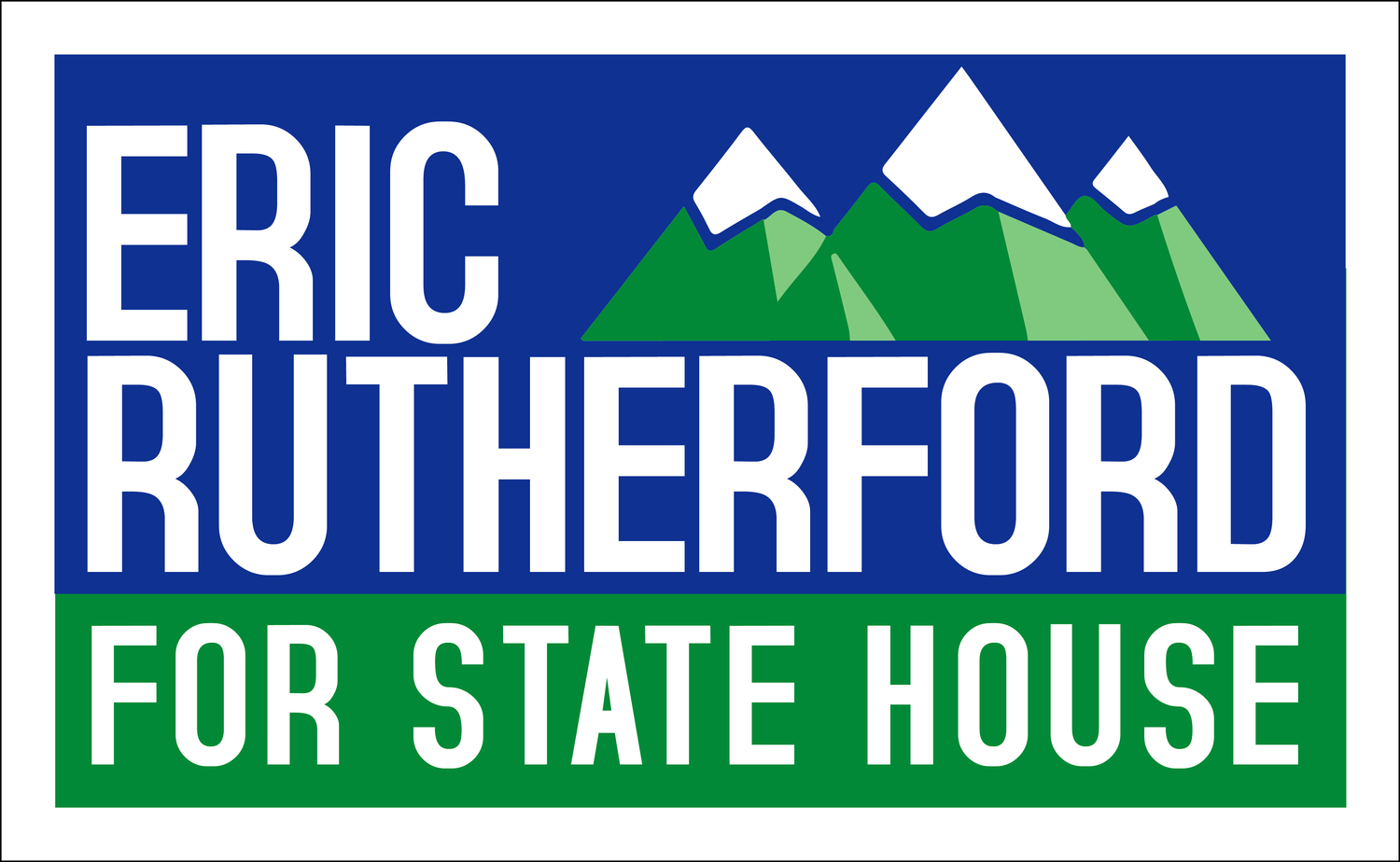 Eric Rutherford For State House District 33