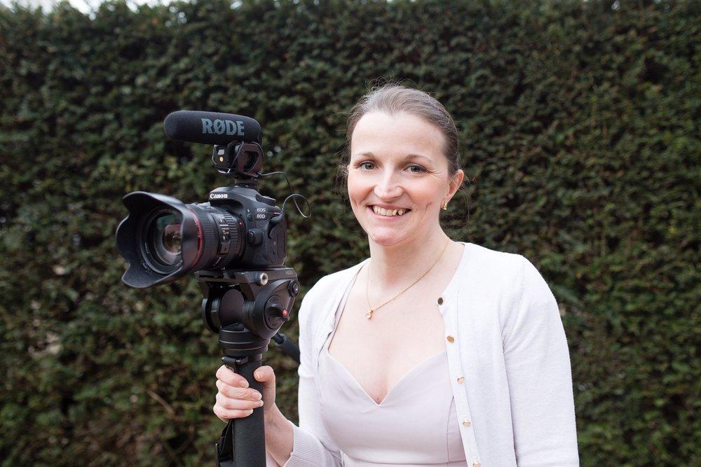 Rachel Vine,  Veiled Productions