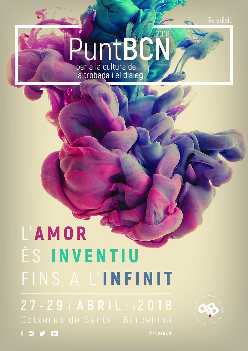 """""""L'amor és inventiu fins a l'infinit"""" -"""
