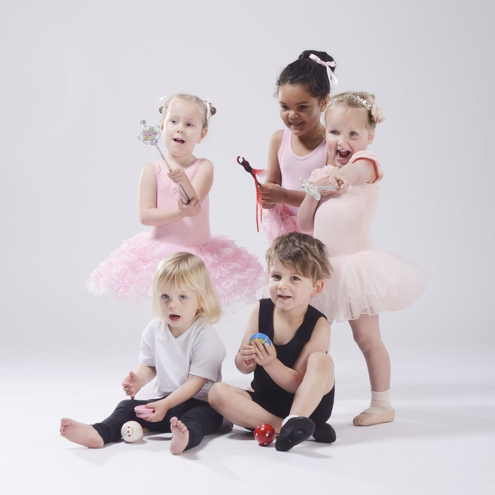 Mini Movement Ballet Uniform