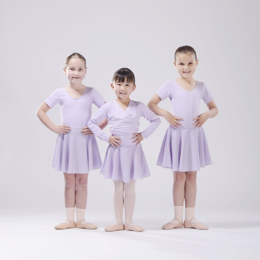 Limelight Pre-primary Ballet Uniform