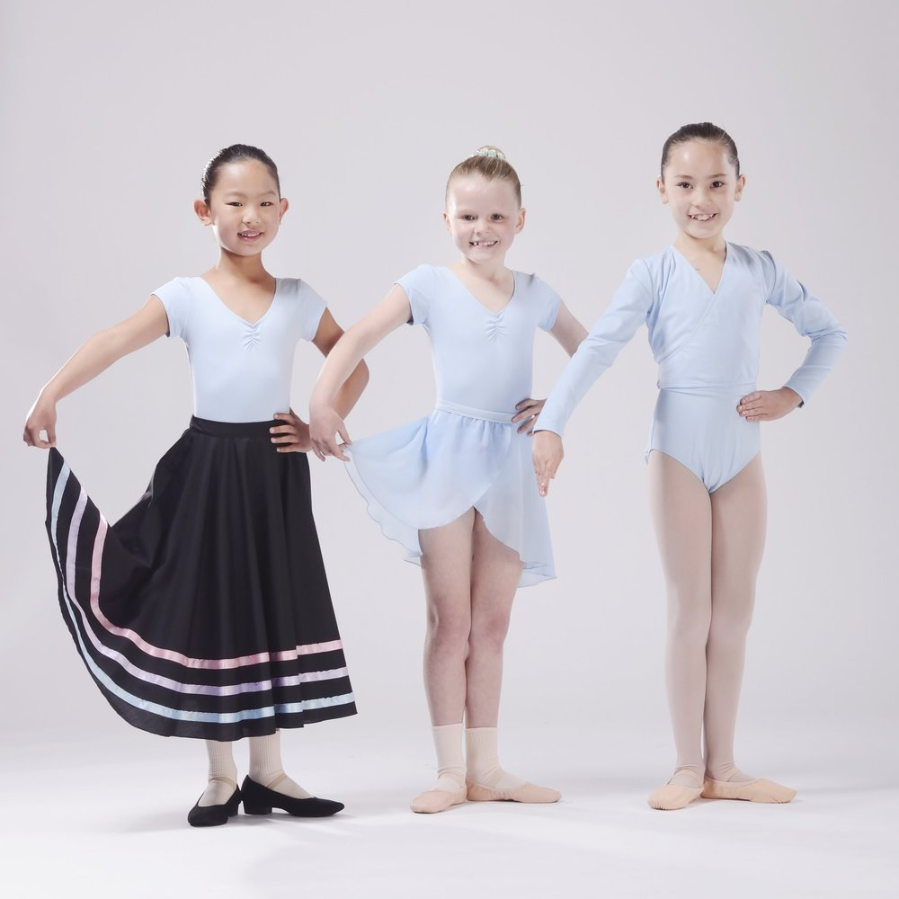 Limelight Grade 1 Ballet Uniform