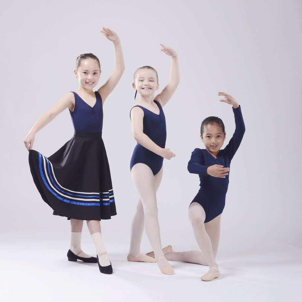 Limelight Grade 2-3 Ballet Uniform