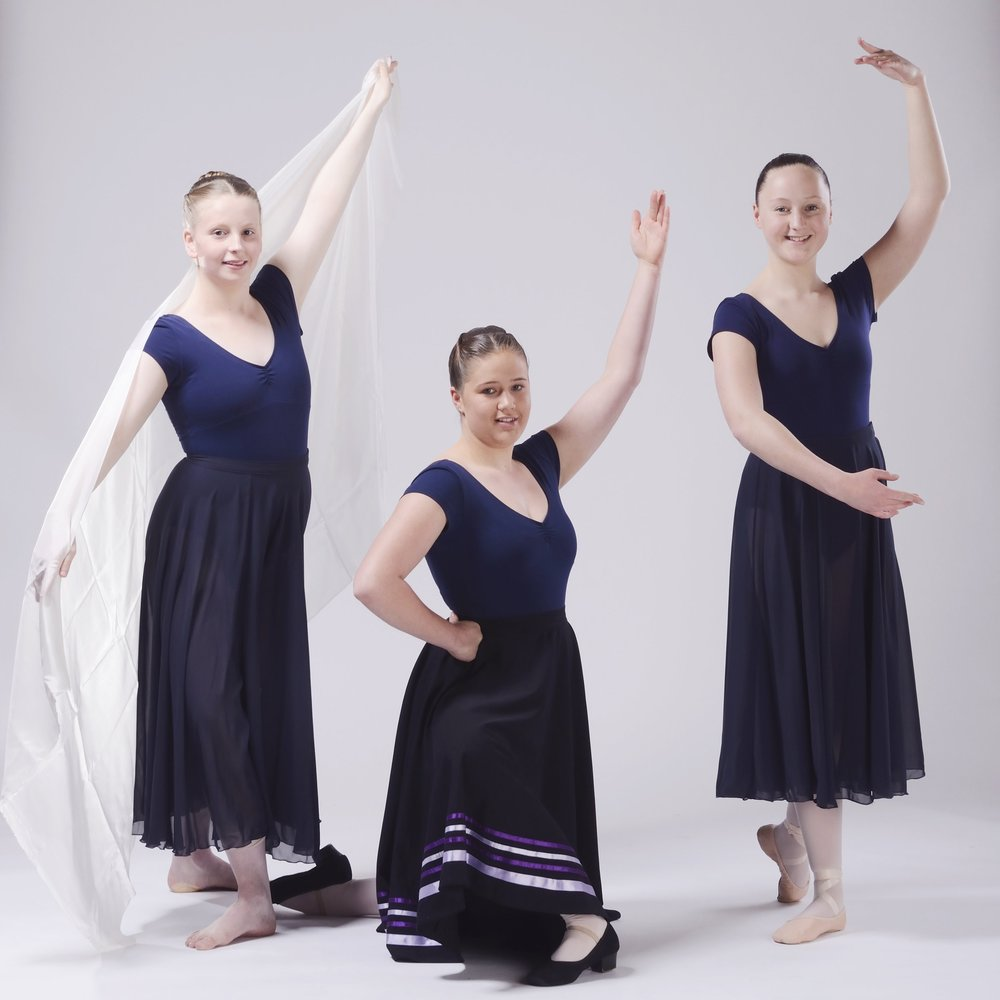 Limelight Grades 6-8 Ballet Uniform