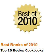 Amazon.com Best Cookbook 2010
