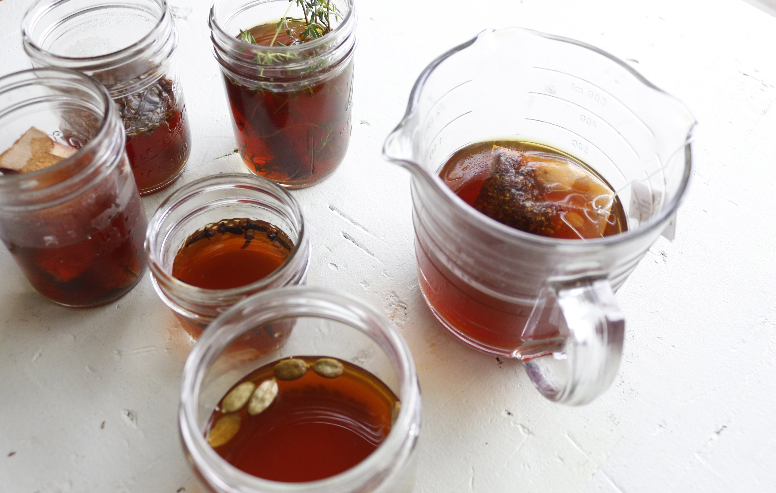 caramel infusions