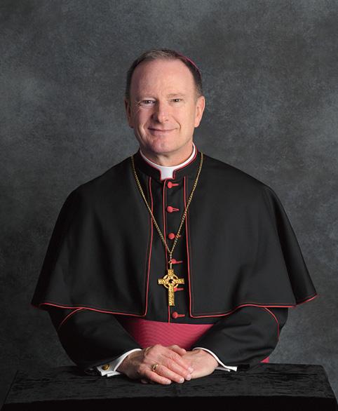 Most Reverend Michael C. Barber, SJ