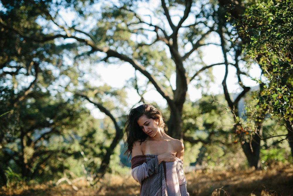 Topanga Canyon Boudoir © Abigail R Collins Photography