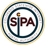 SIPA (Colorado Statewide Internet Portal Authority) logo