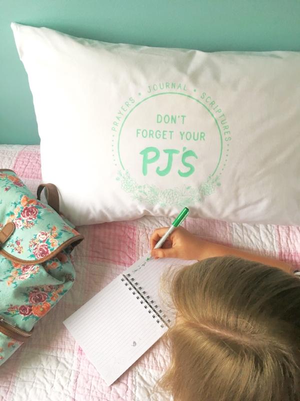 PJ Vinyl Pillow