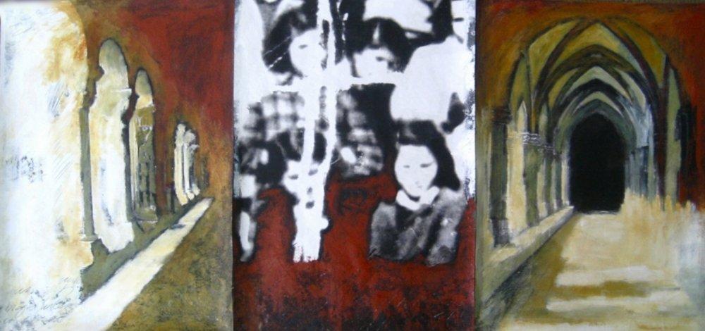 Barcelona - Triptych 1