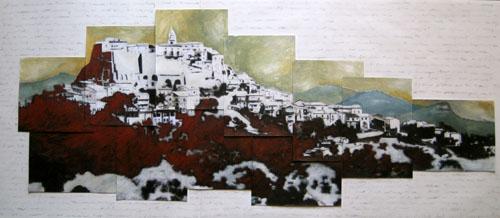 Pieced view of Noepoli