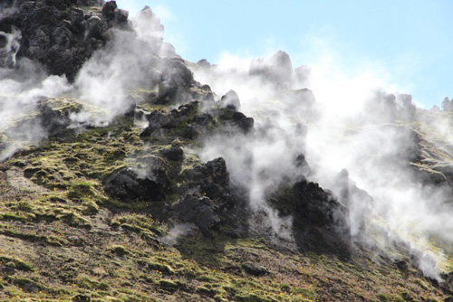 Landmannalaugar, Iceland - geothermal expressions