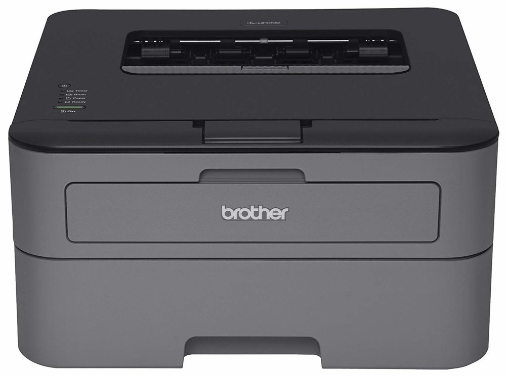 Brother HL-L2300D Monochrome Laser Printer   One of the most popular techniques I teach is photo transfer. This technique only works with black/white laser or xerox prints on plain paper, NOT inkjet prints. I do so much photo transfer that it made sense to buy my own laser printer instead of shlepping to Kinkos to make xerox copies every time I wanted to do a transfer. This black and white laser printer is under $100 and does the trick.