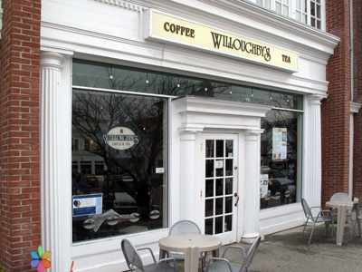"""Picture courtesy of """"Willoughby's Coffee & Tea"""""""