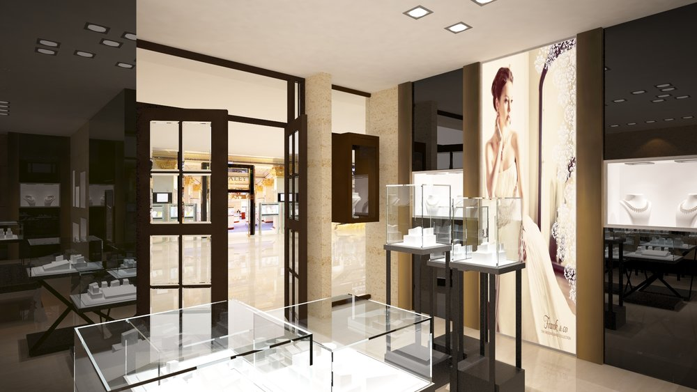 Frank & Co. Jewelry Store