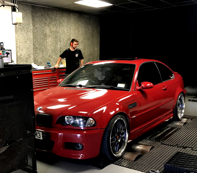 Dyno days, dyno power runs