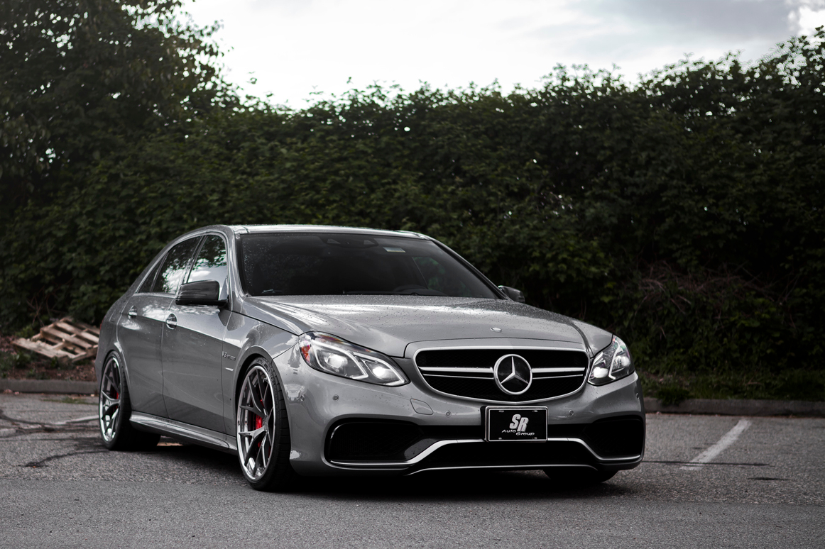 E63 AMG 2013-2016 — Torque Performance - ECU Re-flashing