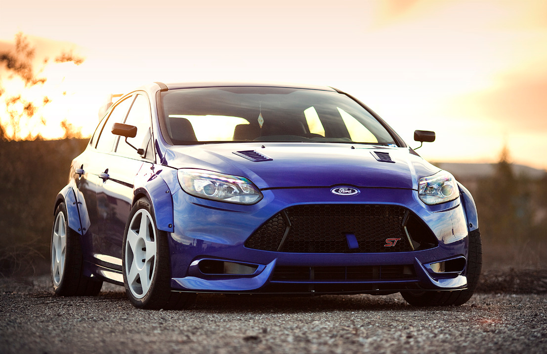 Ford Focus St Mk3 2011 Torque Performance Ecu Re Flashing Dyno Tuning Servicing