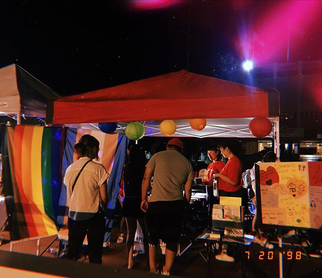 Thank you to our wonderful volunteers and to all the fantastic people who came out to our booth! It was a wonderful weekend of outreach and wellness at the  626 Night Market! Hope to see everyone at our August workshop series!! ❤️🧡💛💚💙💜