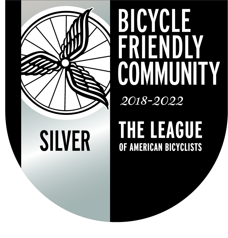 Provincetown earned a Silver Bicycle Friendly Community Award from the League of American Bicyclists