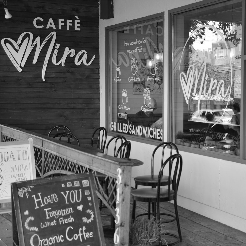 CAFE MIRA / COFFEE SHOP   map