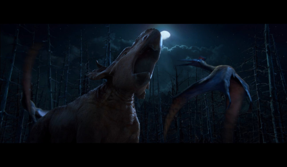 BBC: Walking with Dinosaurs