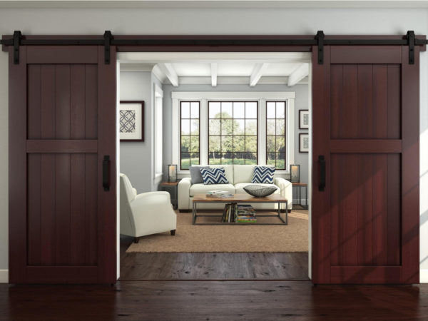 Barn Doors and Custom Furniture - Want to add that rustic touch to your home? We offer several variants of custom barn doors.
