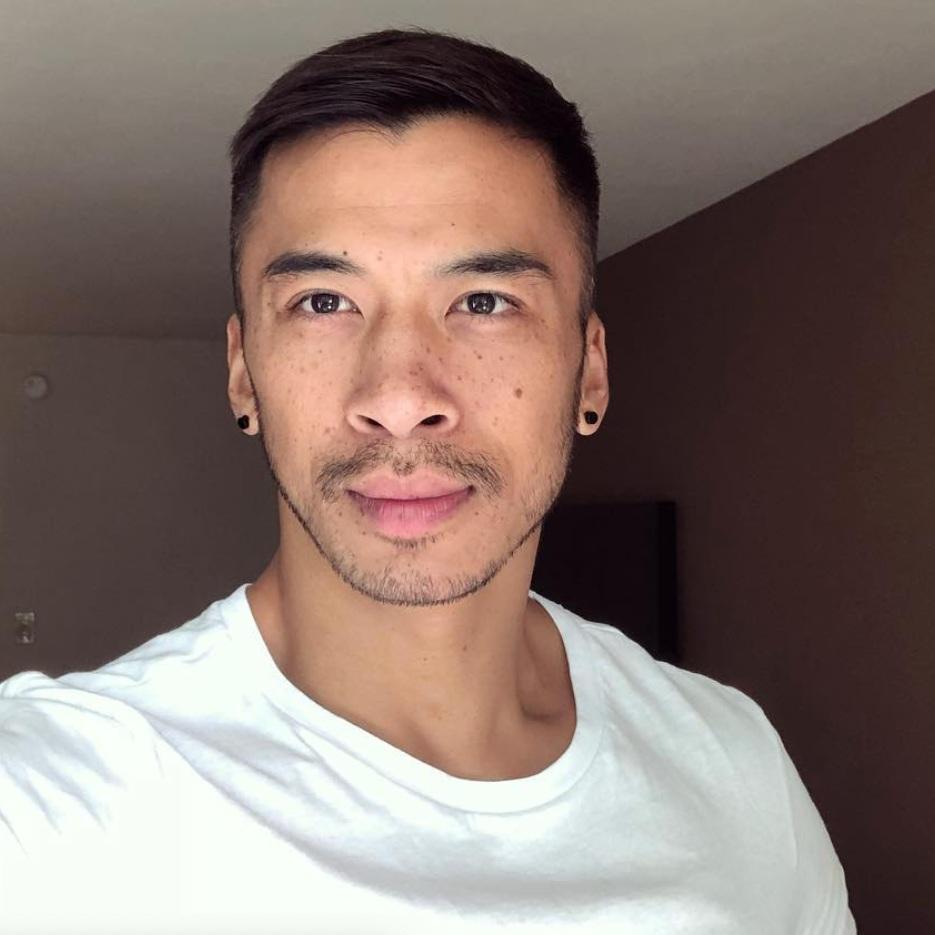 Eddie Neuangthavong  Hairstylist   Facebook ,  Instagram