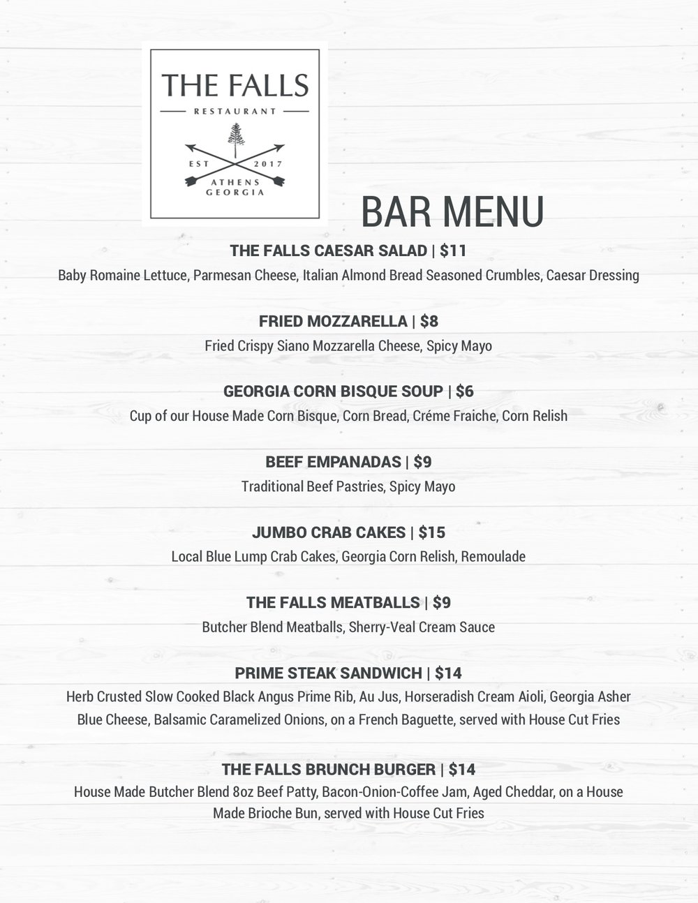 TheFallsBar_Menu - Revised 4.26.18.jpg