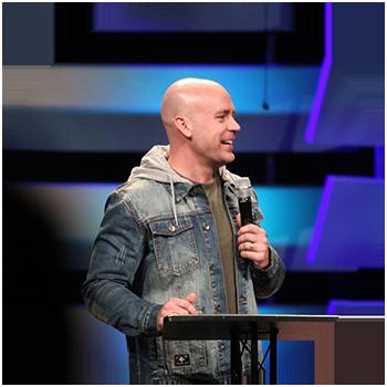 - Shane Farmer, Senior Pastor