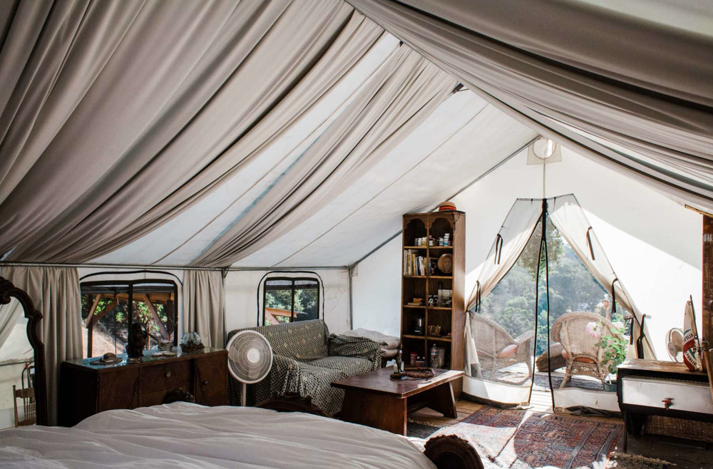 Sindisa Sanctuary Glamping, a Luxury Outdoor Escape