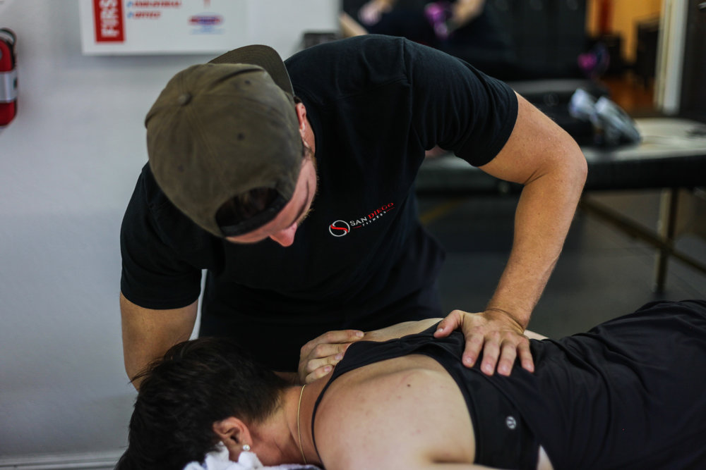 sports performance training - If you are an athlete, sports enthusiast, or just want to up your game, we offer sports performance training. We will target a set group of muscles to improve your ability to train and play your sport.
