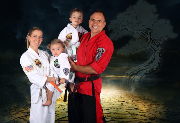 """United Studios of self defense - San Diego Fitness is the proud location of """"United Studios of Self Defense"""". They offer superior personalized martial arts training for men, women, and children of all ages. All levels are welcome to participate in their group and private training. For more information, click on the image to visit their website."""
