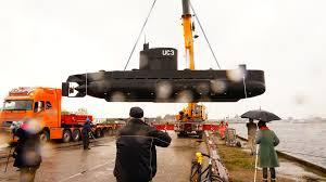 UC3 Nautilus Recovered