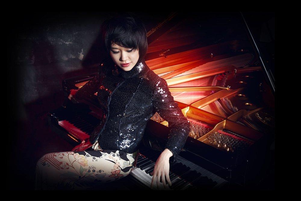 4. Yuja Wang -