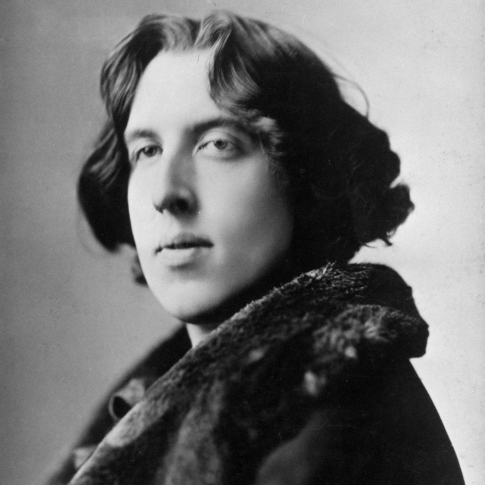 Oscar Wilde - (1854-1900)